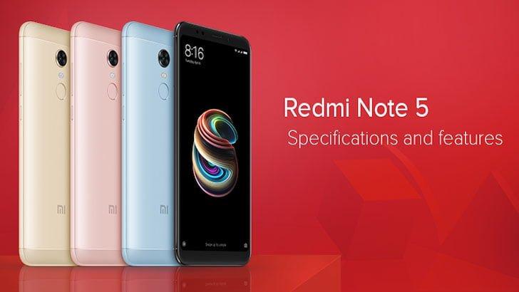 Redmi Note 5 Flash Sale Indonesia