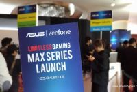 ASUS ZenFone Limitless Gaming Max Series Launch Invitation