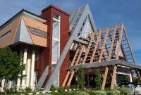 Gedung Rektorat UNTAN Pontianak