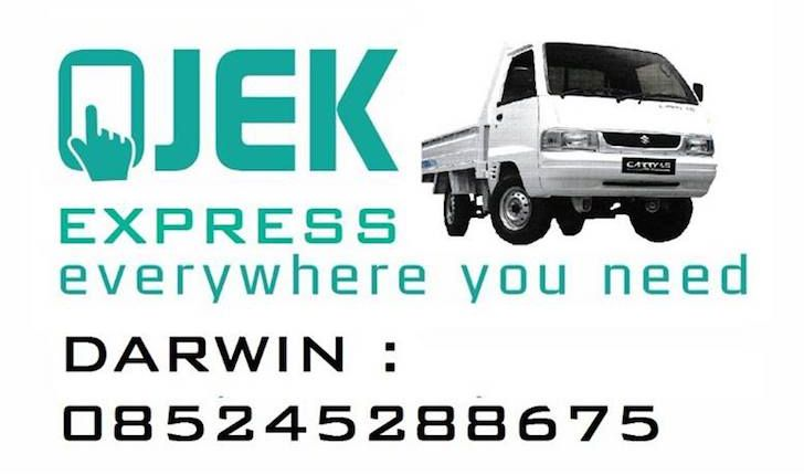 Jasa Sewa Ojek Pick Up Pontianak