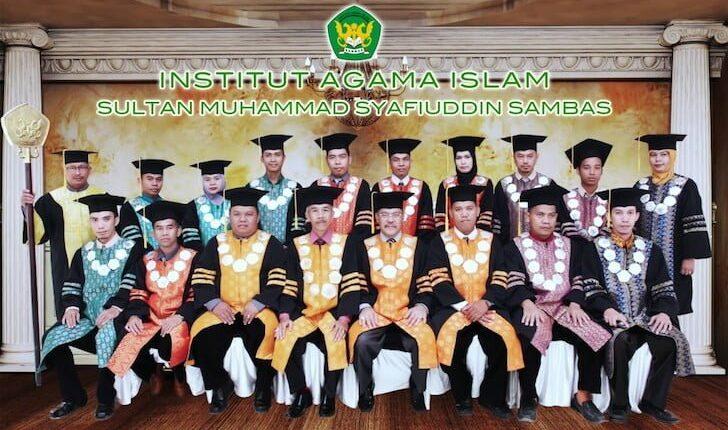 Senat Institut Agama Islam Sultan Muhammad Syaifuddin Sambas