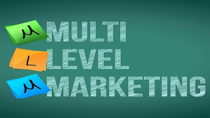 Sistem Bisnis Multi Level Marketing