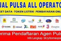 Agen Pulsa Murah All Operator Borneo Ponsel
