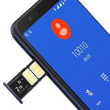 Fitur Triple Slots ZenFone Max Pro M1