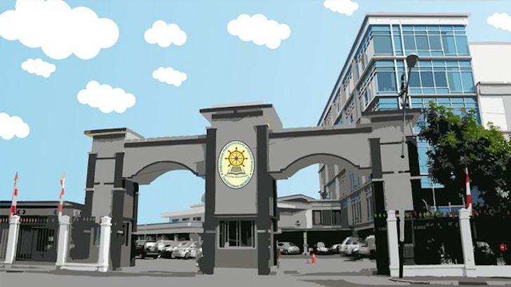 Kantor Kementerian Pendayagunaan Aparatur Negara dan Reformasi Birokrasi