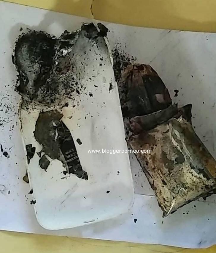 Kondisi Baterai Hancur Samsung GT-S7262