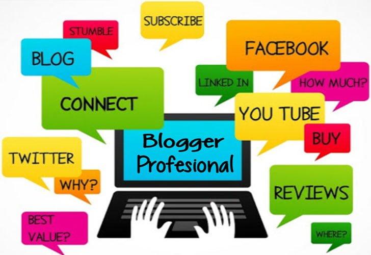 Menjadi Blogger Profesional