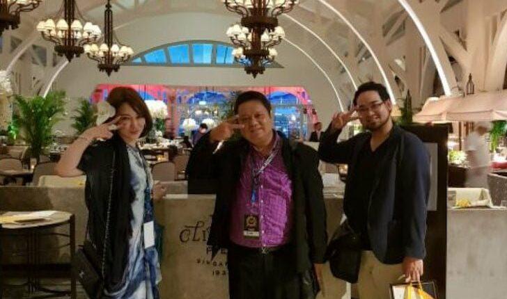 Cyrpto Expo Singapore 2018