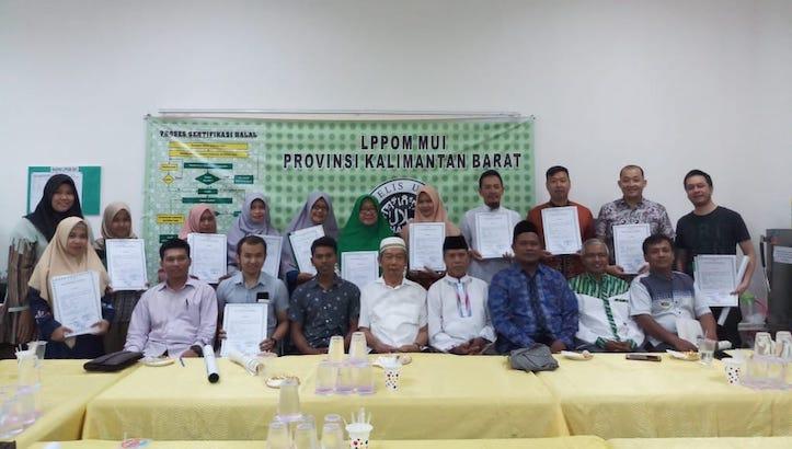LPPOM MUI Keluarkan Sertifikasi Halal untuk Roti Gembong Kota Raja