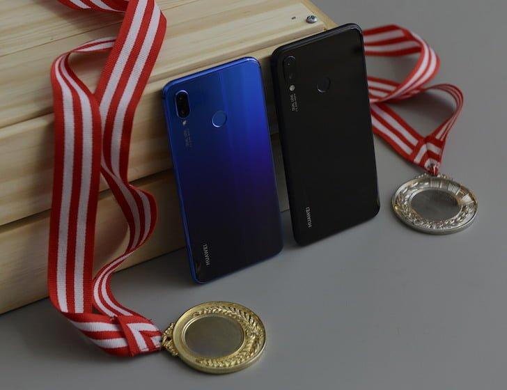 Huawei Nova 3i Juara Smartphone Dikelasnya