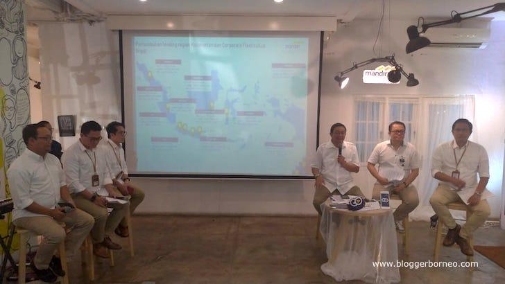 Perkembangan Mandiri Tunas Finance di Indonesia