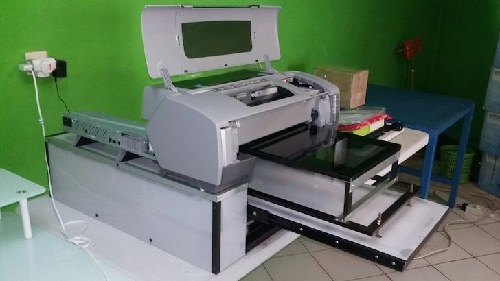 Printer Sablon Kain DTG