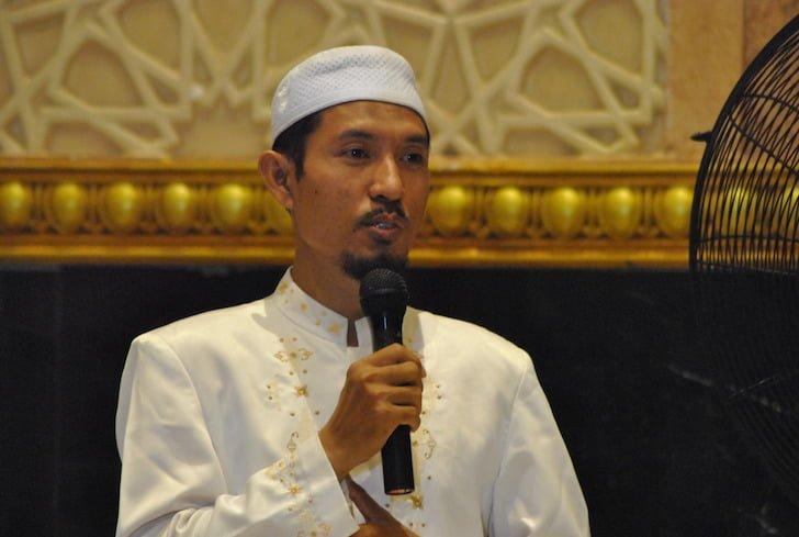 Ustadz Didik M. Nurharis, Lc. Ketua IKADI Wilayah Kalimantan Barat