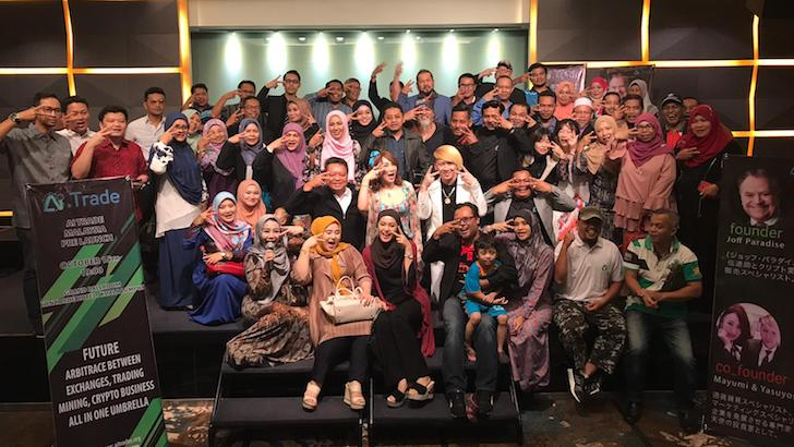 AiTrades Malaysia Pre Launch 2018