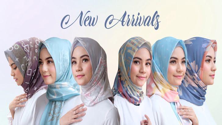 Koleksi Busana Muslimah Terbaru 2018