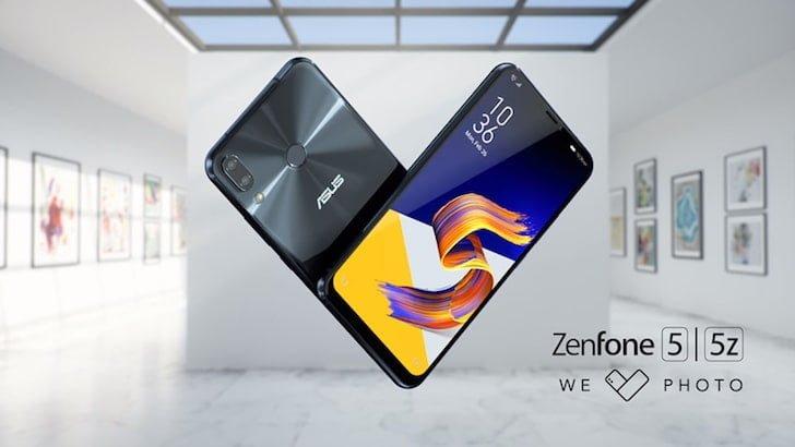 ASUS ZenFone 5 Update Android 9 Pie