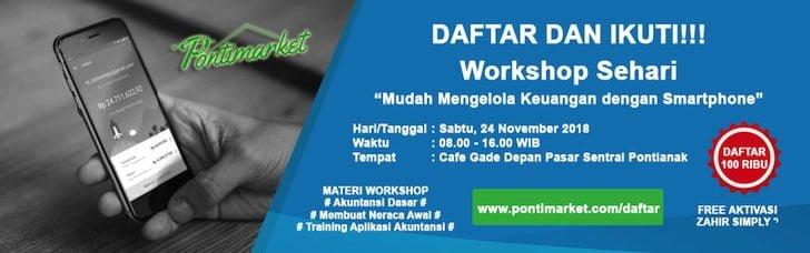 Workshop UMKM Kalbar