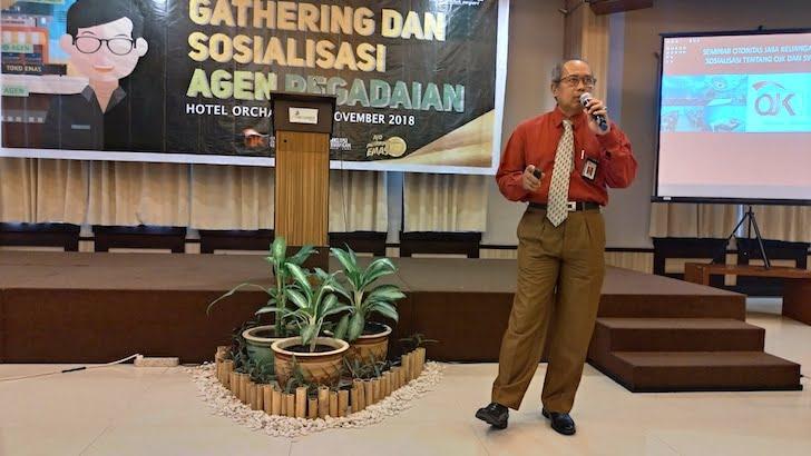 Perwakilan OJK Kalimantan Barat 2018