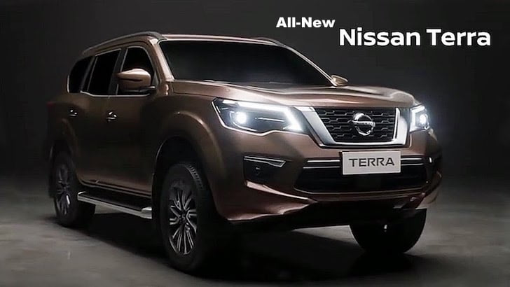 All New Nissan Terra 2018