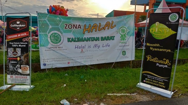 Zona Halal Kalbar