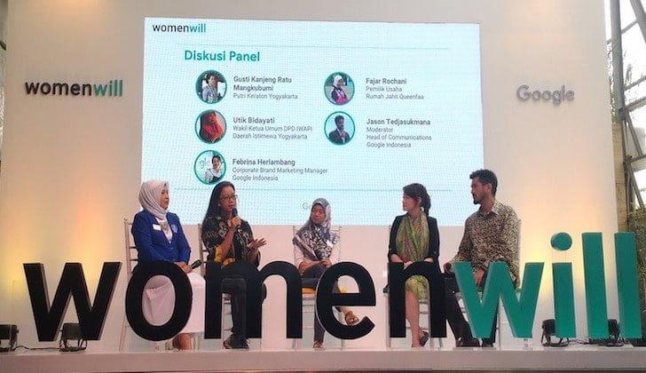 Konferensi Womenwill Yogyakarta Tahun 2018