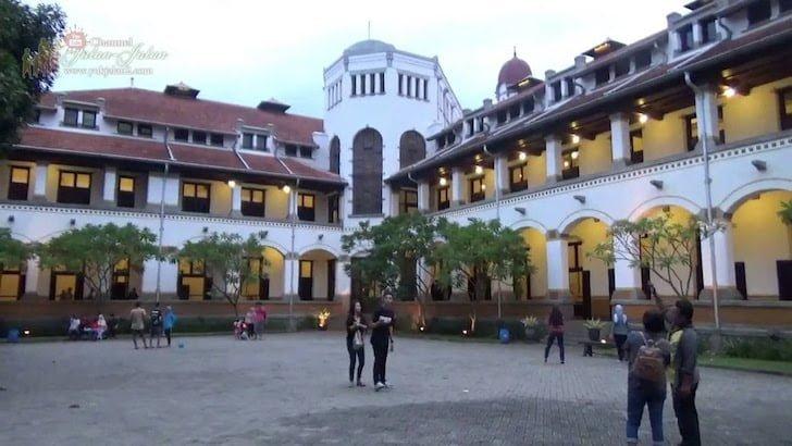 Travel Destinations in Semarang