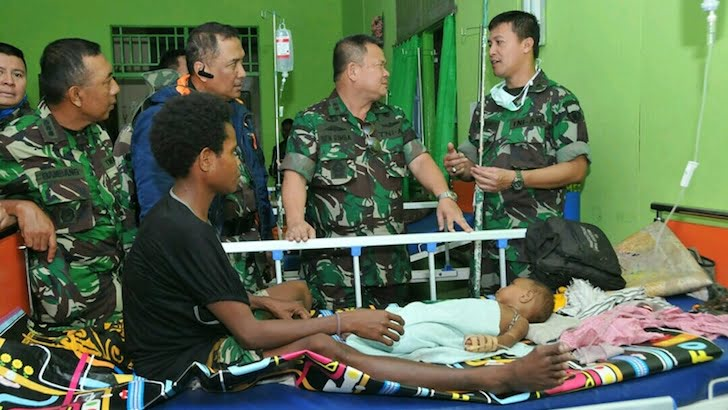 Lowongan Tenaga Kesehatan TNI AD