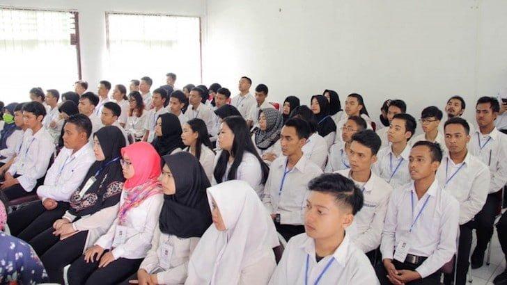 Pemuda Kota Bogor Ikut Latihan Kerja