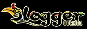 Blogger Borneo Logo