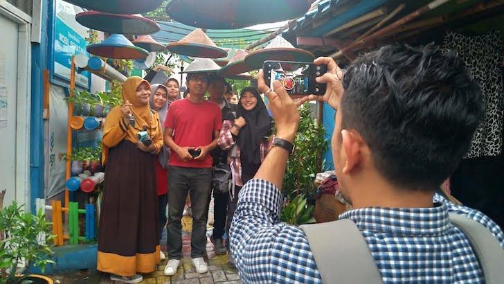 Blogger Trip Wisata Kota Tangerang