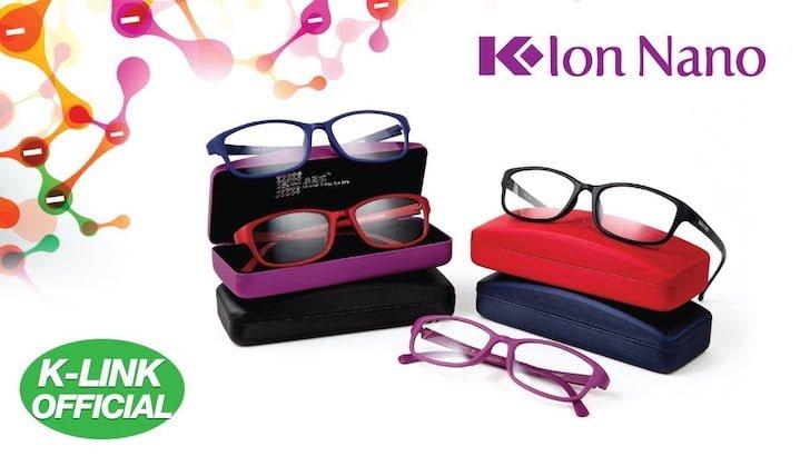 Kacamata Ion Nano