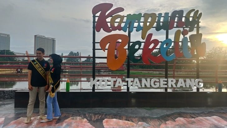 Kampung Bekelir Kota Tangerang