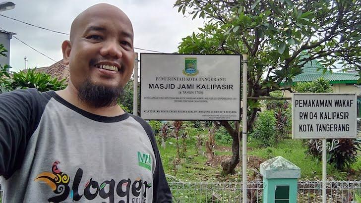 Masjid Jami Kalipasir Tangerang
