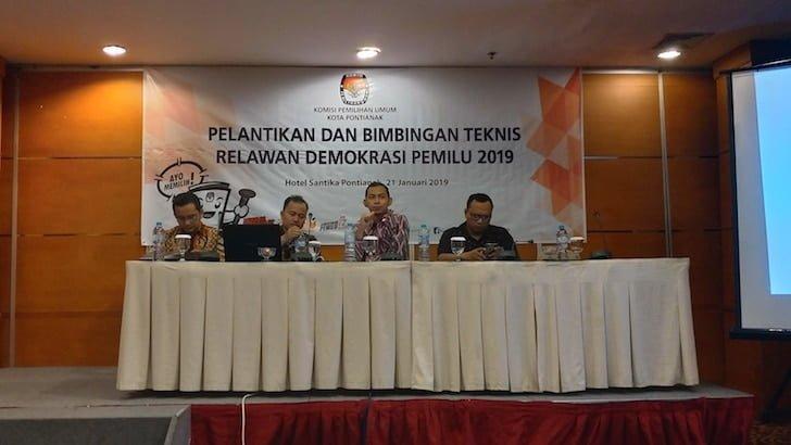 Relawan Demokrasi Pontianak
