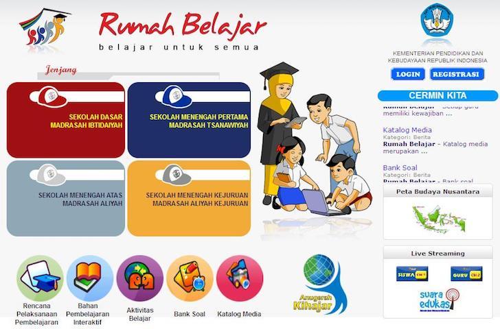 Media Pembelajaran Online Gratis