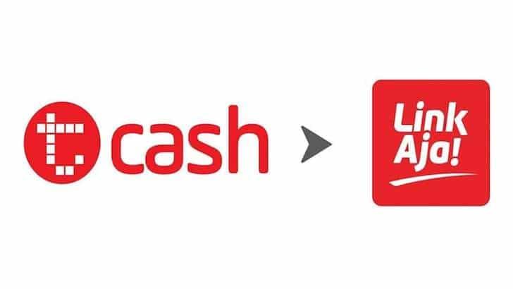TCash Telkomsel Berubah Jadi LinkAja
