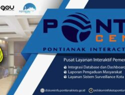 Co-Working Space Pontianak Creative Center