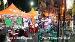 Semawis dan Depok, Destinasi Wisata Kuliner Semarang yang Wajib Dikunjungi