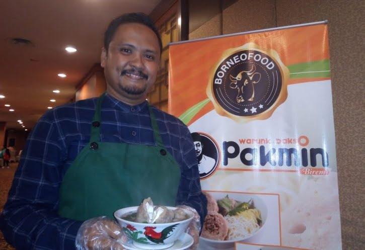 Founder Bakso BorneoFood
