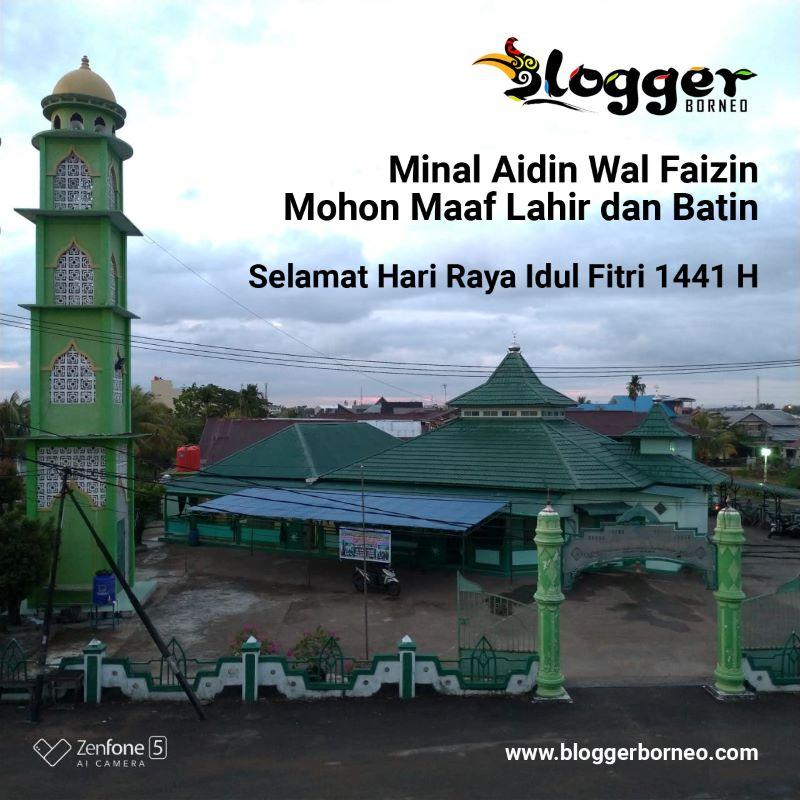 Hari Raya Idul Fitri 1441 H