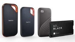 4 Seri SSD Portable Western Digital Terbaru Mampu Menyimpan Data Hingga 4TB